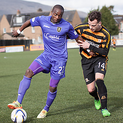 Alloa Athletic v Livingston | Scottish Championship | 28 March 2015