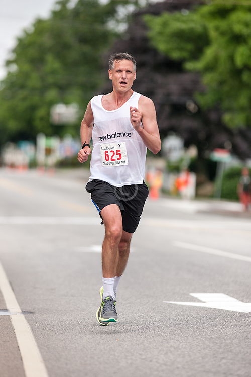 LL Bean Fourth of July 10K road race: Gregory Hale