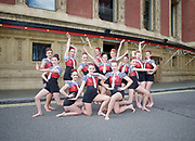 A2 Arts Performing Academy at Dance Proms 2017<br />