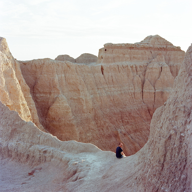 The Bad Lands, South Dakota. 2011