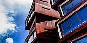Ironbank Building, Auckland CBD, New Zealand.