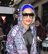 19.NOVEMBER.2012. LONDON<br /> <br /> RITA ORA ARRIVING AT THE STUDIOS OF BBC RADIO 2 WEARING A SEE THROUGH TOP.<br /> <br /> BYLINE: EDBIMAGEARCHIVE.CO.UK<br /> <br /> *THIS IMAGE IS STRICTLY FOR UK NEWSPAPERS AND MAGAZINES ONLY*<br /> *FOR WORLD WIDE SALES AND WEB USE PLEASE CONTACT EDBIMAGEARCHIVE - 0208 954 5968*