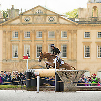 Cross Country - Mitsubishi Motors Badminton International Horse Trials 2015