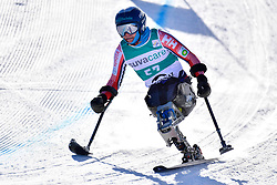 DRUGAN Ravi, LW12-2, USA at the World ParaAlpine World Cup Veysonnaz, Switzerland