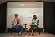 Sharon Hatfield, Authors at Alden, Kelee Riesbeck, Alden Library