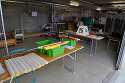 03/08/2017; Behind the scenes at 2017 World Para Athletics Junior Championships, Nottwil, Switzerland
