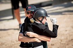 Tange Kaastrup Stinna, DEN, Horsebo Smarties<br /> World Equestrian Games - Tryon 2018<br /> © Hippo Foto - Sharon Vandeput<br /> 22/09/2018