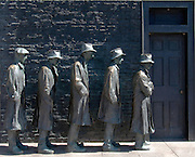 The Bread Line, Franklin Delano Roosevelt Memorial