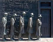 The Bread Line, Franklin Delano Roosevelt Memorial