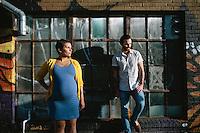 Modern Family Portraits Atlanta
