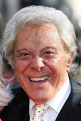 Image ©Licensed to i-Images Picture Agency. 10/06/2014 London, United Kingdom.Lionel Blair arriving at the 50th anniversary screening of Zulu in London.  Picture by Stephen Lock / i-Image