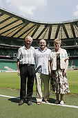 Brian Moore. Ultimate Twickenham tour. 02-07-2006