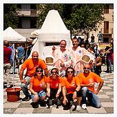 Staff in Piazza
