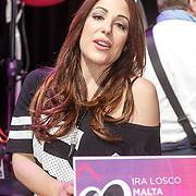 NLD/Amsterdam/20160409 - Eurovision in Concert 2016, Ira Losco