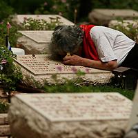 Mount Hertzel cemetery, Jerusalem