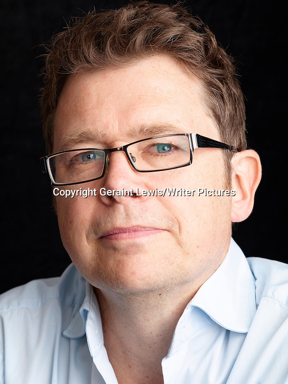 Jonathan Mayo, TV and Radio Producer and writer at Chipping Norton Literary Festival<br /> 26th April 2014<br /> <br /> Photograph by Geraint Lewis/Writer Pictures<br /> <br /> WORLD RIGHTS