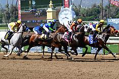 Santa Anitia Race Track - 30 March 2018