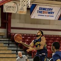 Men's Basketball: Susquehanna University Crusaders vs. Albright College Lions