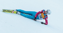 19.12.2015, Nordische Arena, Ramsau, AUT, FIS Weltcup Nordische Kombination, Langlauf, im Bild Harald Lemmerer (AUT) // Harald Lemmerer of Austria during Cross Country Competition of FIS Nordic Combined World Cup, at the Nordic Arena in Ramsau, Austria on 2015/12/19. EXPA Pictures © 2015, PhotoCredit: EXPA/ JFK