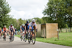 Amy Pieters (NED) leads the pack at Boels Ladies Tour 2019 - Stage 5, a 154.8 km road race from Nijmegen to Arnhem, Netherlands on September 8, 2019. Photo by Sean Robinson/velofocus.com