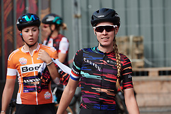 Hannah Barnes (GBR) at Boels Ladies Tour 2019 - Stage 4, a 135.6 km road race from Arnhem to Nijmegen, Netherlands on September 7, 2019. Photo by Sean Robinson/velofocus.com