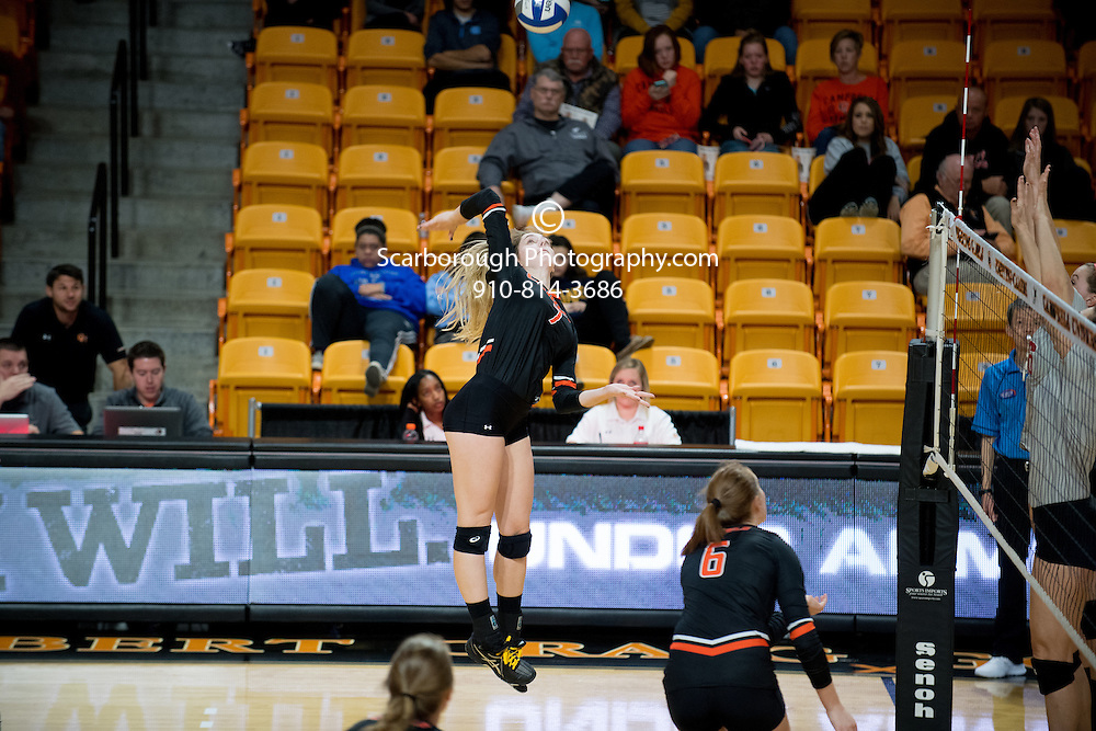 2016 Campbell University Volleyball vs Gardner Webb
