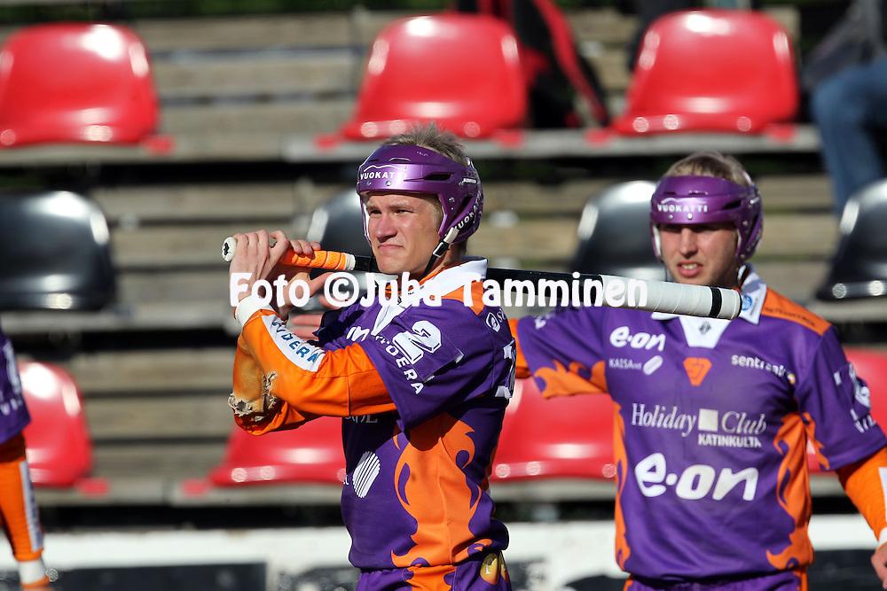 21.6.2011, Rantakentt?, Kitee..Superpesis 2011, Kiteen Pallo-90  - Sotkamon Jymy..Antti Hartikainen - Sotkamo.