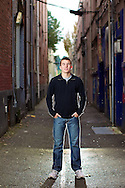 Senior Portrait Photography with Nick