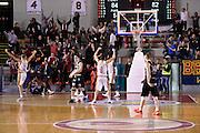 Daniele Sandri Giuliano Maresca<br /> Unicusano Roma - TWS Legnano<br /> Campionato Basket LNP 2016/2017<br /> Roma 26/02/2017<br /> Foto Ciamillo-Castoria