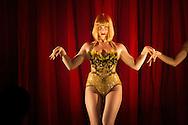 Caravan Burlesque, Northcote Town Hall, Melbourne 2013