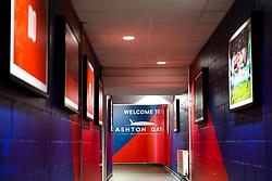Ashton Gate Tunnel - Rogan/JMP - 04/08/2018 - Ashton Gate Stadium - Bristol, England - Bristol City v Nottingham Forest - Sky Bet Championship.