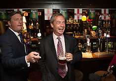 MAY 23 2014 Nigel Farage visits Essex