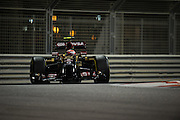 November 21-23, 2014 : Abu Dhabi Grand Prix. Pastor Maldonado, (VEN), Lotus-Renault