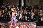 Naomi Campbell, Kevin Spacey, Cristina Ricci and Puff Daddy  ( Sean Combs.0 amongst the front row at the Atelier Versace show, Theatre National de Chaillot. Paris. © Copyright Photograph by Dafydd Jones 66 Stockwell Park Rd. London SW9 0DA Tel 020 7733 0108 www.dafjones.com