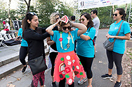 Lymphedema Awareness Walk for the Lymphatic Education and Research Network.
