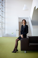 cristina azevedo<br /> presidente da sociedade guimaraes capital europeia da cultura 2012