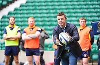 Brian O'DRISCOLL - 02.05.2015 - Clermont / Toulon - Finale European Champions Cup -Twickenham<br />