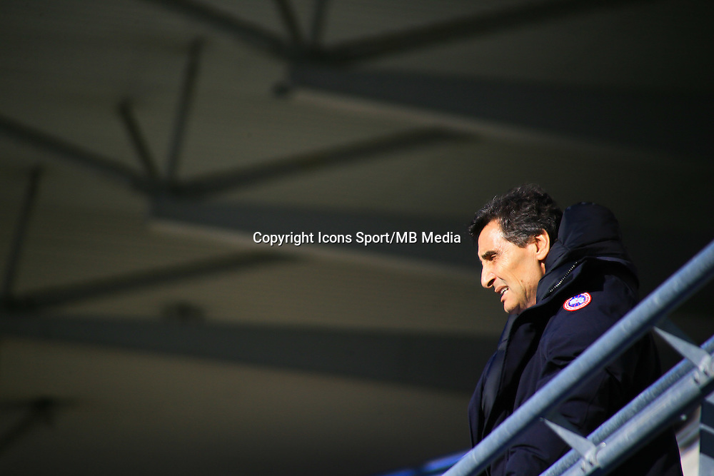 Mohed ALTRAD - 20.12.2014 - Montpellier / Stade Toulousain - 13eme journee de Top 14 -<br />