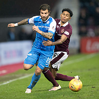 Hearts v St Johnstone…03.02.18…  Tynecastle…  SPFL<br />