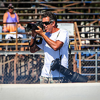 Street Machine's Simon Davidson shooting the 2010 ANRA Summer Nationals.<br />