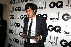 MARK RONSON at the GQ Men of the Year Awards held at the Royal Opera House, London on 2nd September 2008.<br /> <br /> NON EXCLUSIVE - WORLD RIGHTS