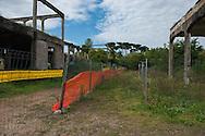 Visita all'area della Ex Snia Viscosa sotratta alla speculazione edilizia e restituita alla cittadinanza