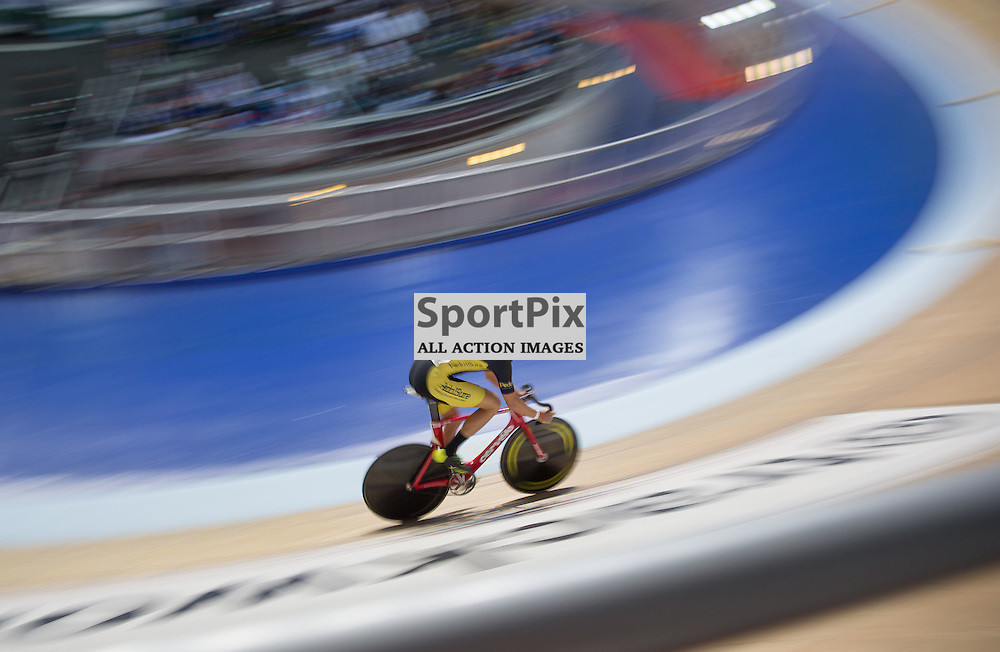 Chris Latham of Team Pedalsure competes at the Revoultion Series 2015/6 Round 5 Manchester, on 2 January 2016 ( (Photo by Mike Poole - SportPix)