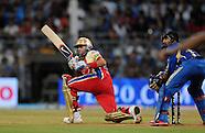 IPL 2012 Match 54 Mumbai Indians v Royal Challengers Bangalore