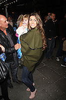 Luisa Zissman, Frozen - VIP Screening, Odeon Leicester Square, London UK, 17 November 2013, Photo by Brett D. Cove
