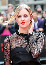 © Licensed to London News Pictures. 11/05/2014, UK. Diana Vickers, Godzilla - European Film Premiere, Odeon Leicester Square, London UK, 11 may 2014. Photo credit : Richard Goldschmidt/Piqtured/LNP