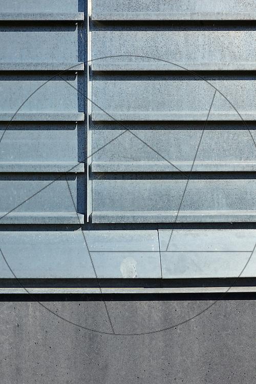 Heraklesvej afdeling 893, Nybyggeri, Lejerbo , eksteriør, facader, stålfacader