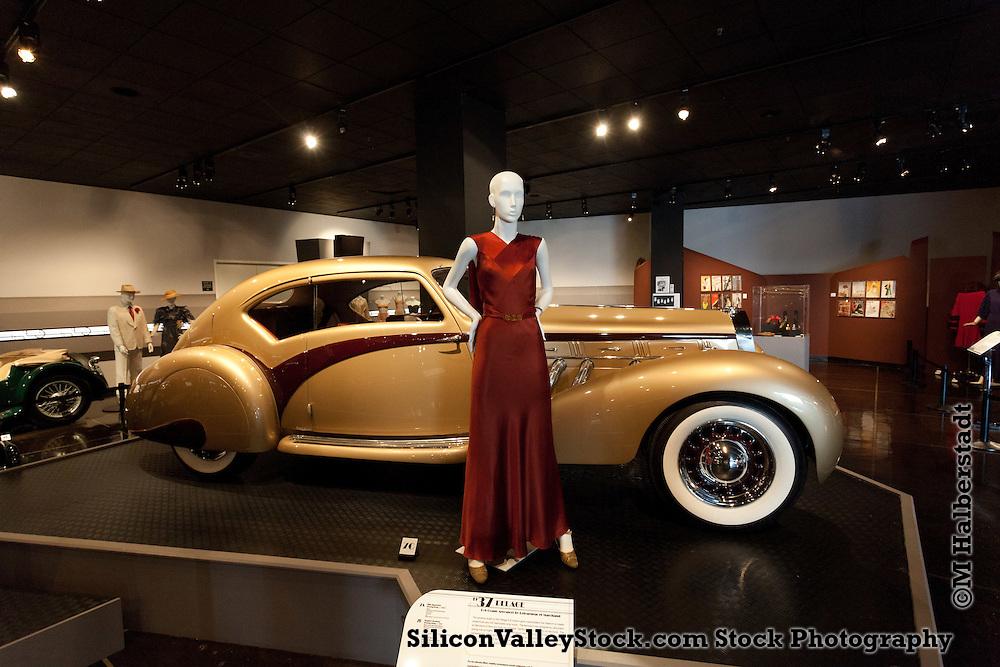 Petersen Auto Museum, Los Angeles, CA