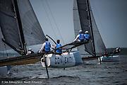 161st NYYC Annual Regatta Newport, Rhode Island - M32 North America<br /> #rolex #northsails #nyycregatta #catamaransailing