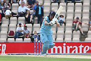 Ben Stokes batting  during the ICC Cricket World Cup 2019 warm up match between England and Australia at the Ageas Bowl, Southampton, United Kingdom on 25 May 2019.
